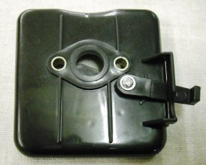 2 cycle Air Filter Cover with choke lever #4084