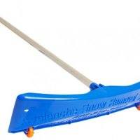 AVALANCHE SRD20 Snow Rake Deluxe 20 with 24 Inch Wide Rake Head