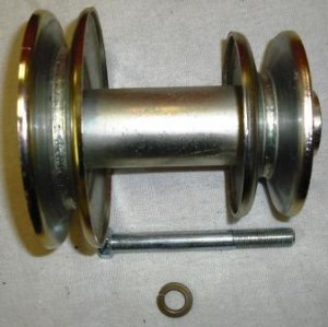 Bolens / Troy Bilt Stack Pulley Part# 1773491