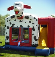 Dog Bounce House