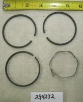 Briggs and Stratton Ring Set Part# 294232