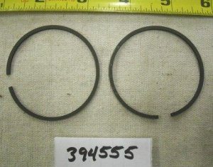 Briggs and Stratton Ring Set Part# 394555