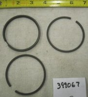 Briggs and Stratton Ring Set Part# 399067