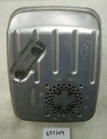 Briggs and Stratton Muffler Part# 697349