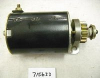 Briggs and Stratton Starter Motor Part# 715633