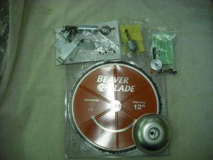 "12"" Beaver Blade Package DR0037 #33096"