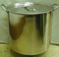 M.E. Heuck Stock Pot