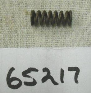 Homelite Clutch Spring Part# 65217