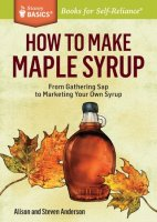 How To Make Maple Syrup Book