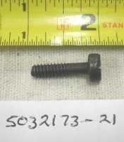 Husqvarna Chain Saw Recoil Screw Part# 5032173-21