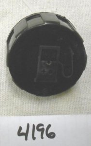 Jiffy Ice Auger Fuel Cap Part # 4196