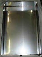 Stainless Steel Maple Syrup Boil Pan 36x24x6