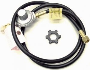 Mr. Heater Propane Hose & Regulator Assembly 5 ' F273071