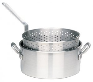 10 Quart Aluminum Pot