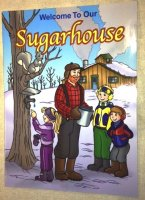 Welcome to our Sugarhouse - Coloring Book