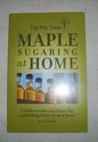 """Maple Sugaring at Home"" Book"