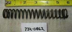 MTD Compression Spring Part# 732-0862