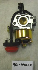 MTD Carburetor Part# 951-14026A