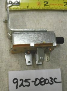 MTD Deck Safety Switch Part# 925-0803C