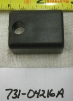 MTD Cable Clamp Part# 731-04216A