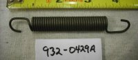 MTD Extension Spring Part# 932-0429A