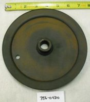 MTD Deck Spindle Pulley Part# 756-0430