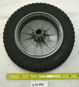 Murray Geared Wheel Part# 672440