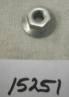 Poulan Bar Nut Part# 15251