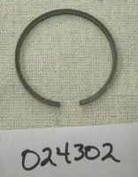 Weedeater Piston Ring Part# 024302