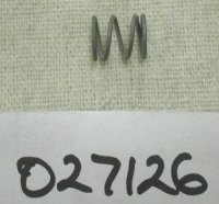 Poulan Compression Spring Part# 027126