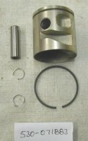 Poulan Piston Assembly Part# 530-071883
