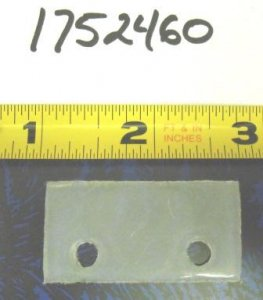 Troy Bilt Snowblower Hold Down Clip Shim Part# 1752460