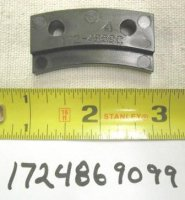 Troy Bilt Snowblower Hold Down Clip Part # 1724869099