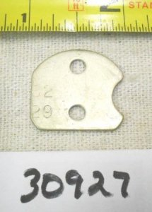 Tecumseh Throttle Plate Part# 30927
