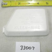 Tecumseh Air Cleaner Cover Part# 33007