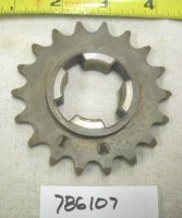 Tecumseh Sprocket Part # 786107