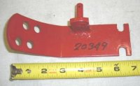 Troy Bilt Handle Mount Bracket Part# 20349