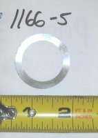 Troy Tiller Wheel Shaft Shim Part# 1166-5