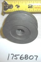 Troy Bilt V Pulley Part# 1756807