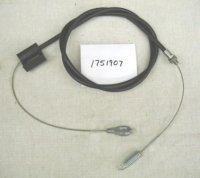 Troy Bilt Cable Part# 1751907
