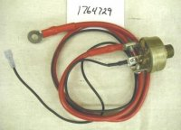 Troy Bilt Ignition Switch and Lead Part# 1764729