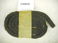 Troy Bilt Foam Seal Part# 1746641