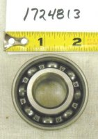 Troy Bilt Ball Bearing Part# 1724813