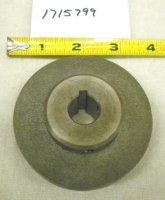 Troy Bilt Pulley Part# 1715799