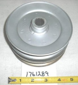 "Troy Bilt Double ""V"" Pulley Part# 1761289"
