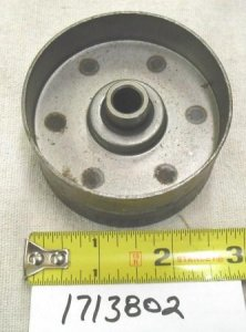 Troy Bilt Backside Idler Pulley Part# 1713802, #280-446