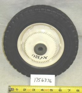 Troy Bilt Pushmower Self Propelled Drive Wheel Part# 1756376
