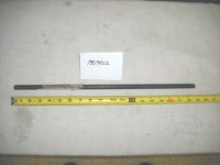 Troy Bilt Pushmower Drive Axle Part# 1909402
