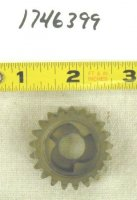 Troy Bilt Pushmower Drive Gear Part# 1746399