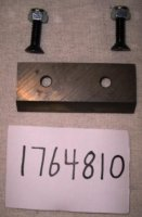 Chipper Shredder Blade Part # 1764810